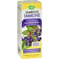 Nature's Way Sambucus Immune Syrup - 8 Fl Oz