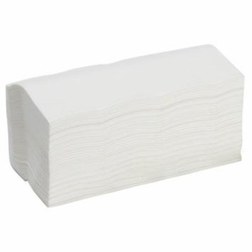 SafePro SFTW, White Single-Fold Paper Towels, 4000-Piece Case