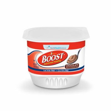 Boost Nutritional Pudding, Chocolate, 5 oz Cups - Pack of 6