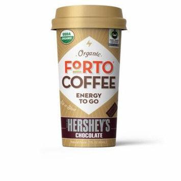 FORTO, Hershey's Chocolate Latte, 6 Bottles
