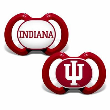 NCAA Indiana 2-Pack Pacifiers