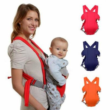 Costyle Breathable Soft Infant Newborn Baby Carrier Backpack High Quality Front Back Rider Sling ,dark blue
