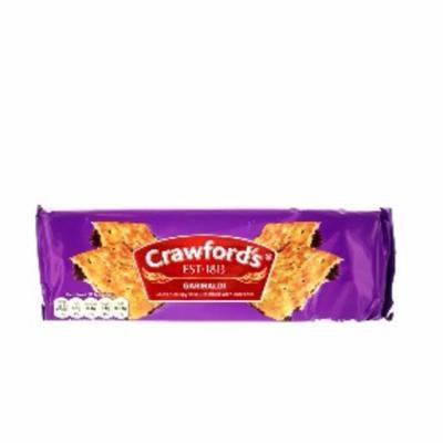 Crawford's Garibaldi Biscuits 4 BOXES (48 PACKS)