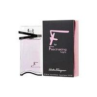 F FOR FASCINATING NIGHT by Salvatore Ferragamo