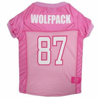 NC State Wolfpack Pink Dog Jersey