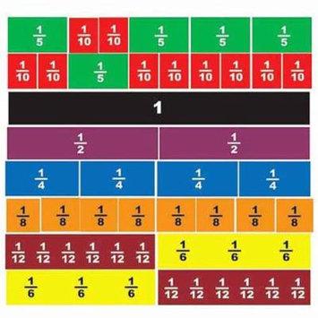 School Smart Magnetic Fraction Tiles, Mu
