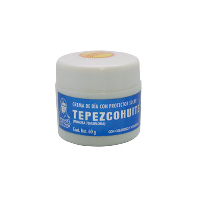 Tepezcohuite Cream Day additioned with