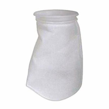 2PK BP-410-200, Glazed Polypropylene Felt Filter Bag (200 Microns)