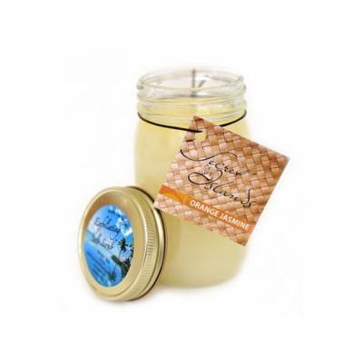 Secret of the Islands Orange Jasmine Salt Scrub 16oz