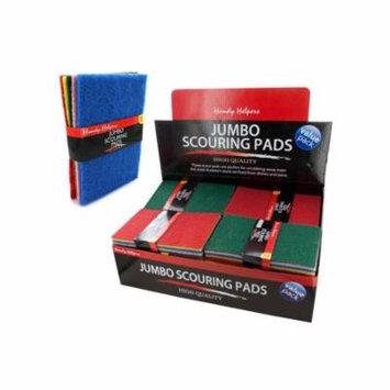 Jumbo Scouring Pads Countertop Display, Pack of 25