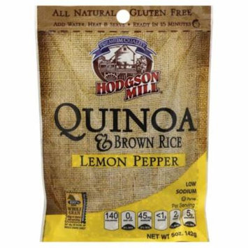 Hodgson Mill Lemon Pepper Quinoa & Brown Rice, 5 Oz (Pack of 6)