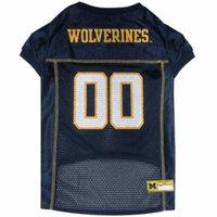 Michigan Wolverines Dog Jersey