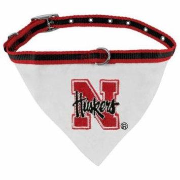 Nebraska Huskers Dog Collar Bandana