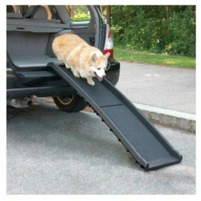 Anti-Skid Foldable Vehicle Pet Ramp Perfect For Small, Aging or Arthritic Pets