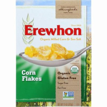 Erewhon Cereal - Organic - Corn Flakes - 11 Oz - Pack of 12