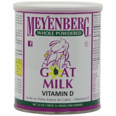 Meyenberg whole powdered goat milk, 12 oz (pack of 12)