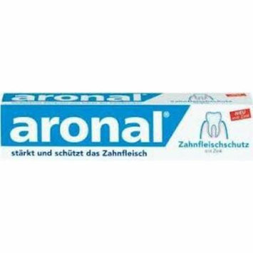 ARONAL bleeding gums protection toothpaste -75 ml - Pack of 1, 1 per order By Elmex