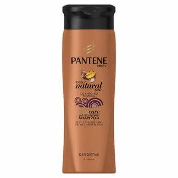 Pantene Pro-V Truly Natural Hair Moisturizing Shampoo 12.6 oz.(pack of 4)