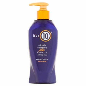 It's a 10 Miracle Shampoo Plus Keratin, 10 fl oz