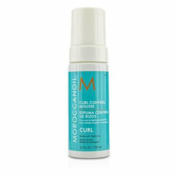 Moroccanoil - Curl Control Mousse (For Curly to Tightly Spiraled Hair) -150ml/5.1oz