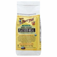 Bob's red mill organic flaxseed meal, 16 oz (pack of 4)