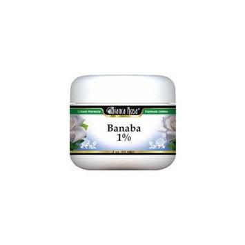 Banaba 1% Cream (2 oz, ZIN: 519095)