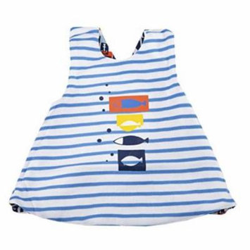 Zutano Screen Sunshine Top – Aquatic Design – for 6 Month Olds