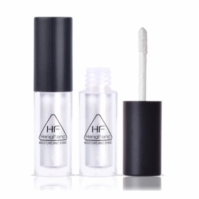 Makeup Naked Smoky Eyeshadow Silky Highlight Silkworm Bright Liquid Concealer (Style:01#)