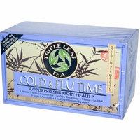 Triple Leaf Tea, Cold & Flu Time, 20 Tea Bags, 1.4 oz (pack of 1)