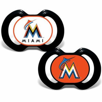 MLB Miami Marlins 2-Pack Pacifiers