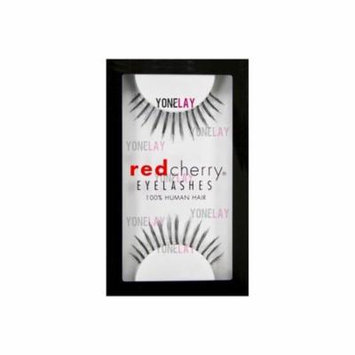 False Eyelashes #13 (6 Pairs Pack), invisible By Red Cherry