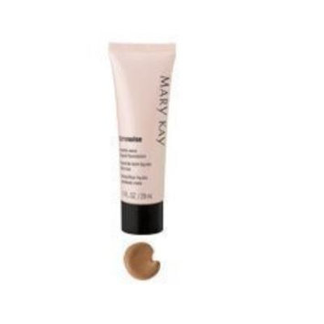 Mary Kay TimeWise Matte Wear Liquid Foundation, Bronze 5