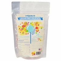 Xyloburst, Sugar-Free Lollipops, Assorted Fruit, 25 Lollipops(pack of 1)