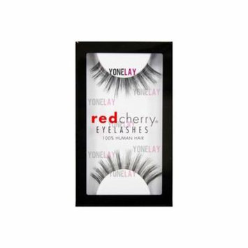 False Eyelashes Style #16 , 100% Human Hair By Red Cherry