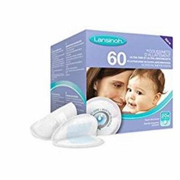 Disposable ultra-thin nursing pad, 60 ct part no. 20265 (60/box)