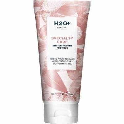 H2O+ H2O Plus Specialty Care 3-ounce Softening Mint Foot Rub