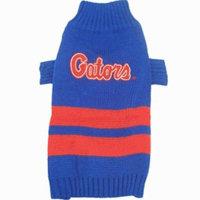 Florida Gators Dog Sweater