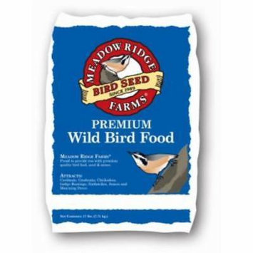 17 LB Premium Wild Bird Food Mix Only One