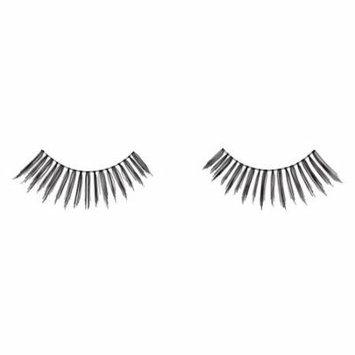 GladGirl | 'Au Naturel'Strip Lash Kit | 100% Human Hair Natural False Eyelashes on Invisible Band | Handmade Delicate Falsies | Reusable with Lash Adhesive & Applicator