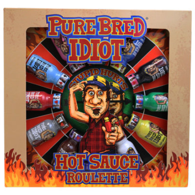 PureBred Idiot – Hot Sauce Roulette