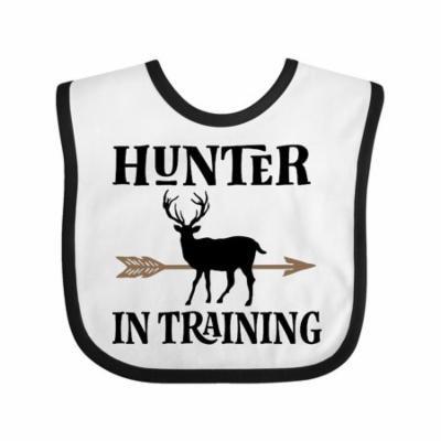Hunter In Training Hunting Baby Bib