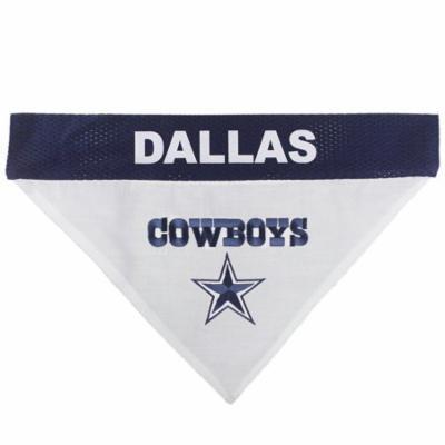 Dallas Cowboys Pet Reversible Bandana - S/M