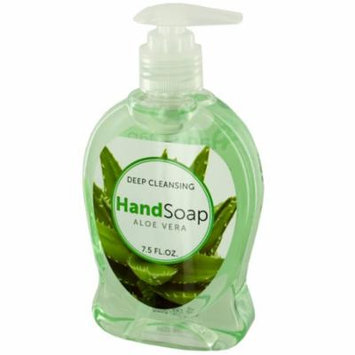 Aloe Vera Deep Cleansing Hand Soap, Pack of 18