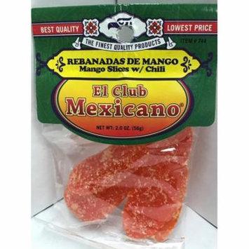 El Club Mexicano Mango Slices