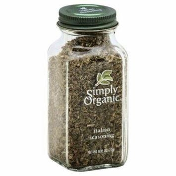 Simply Organic Italian Seasoning, 0.95 Oz (Pack of 6)