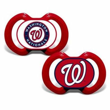 MLB Washington Nationals 2-Pack Pacifiers
