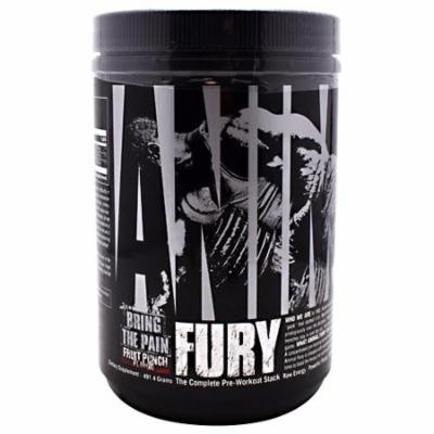 Universal Nutrition Animal Fury Fruit Punch - 30 Servings
