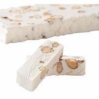 Soft Almond Nougat Bar
