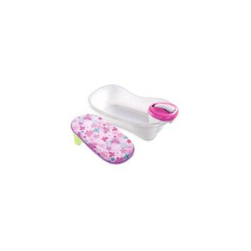 Summer Infant Newborn to Toddler Bath Center & Shower - Girl - (Baby Bath Products)