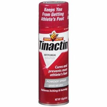 Tinactin Antifungal Aerosol Powder Spray, Value Size 4.6 oz